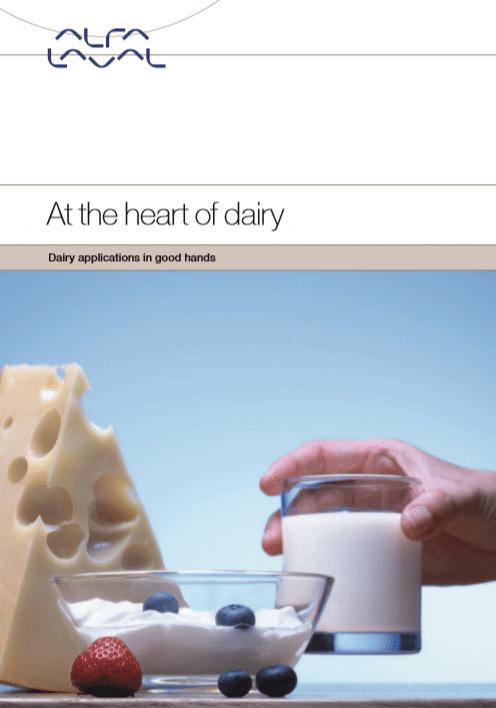 Dairy Applications Brochure