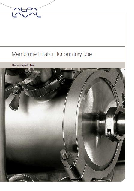 Membrane Filtration- the complete line
