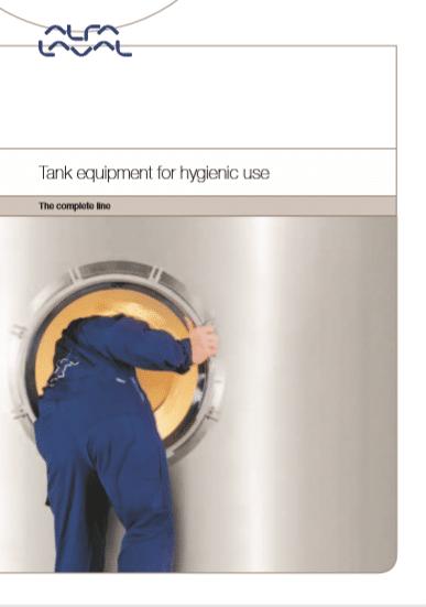 Tank Equipment- The Complete Line Brochure