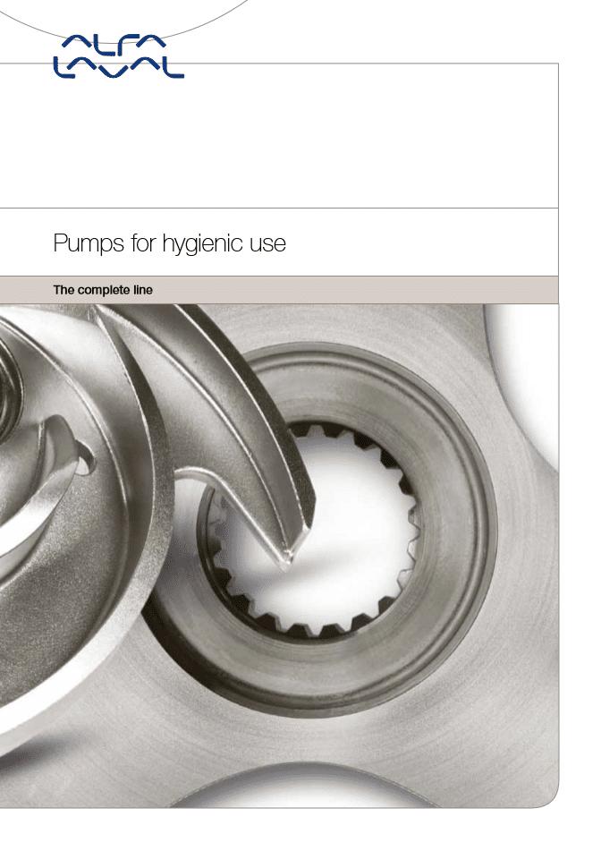 Pumps- The Complete Line Brochure