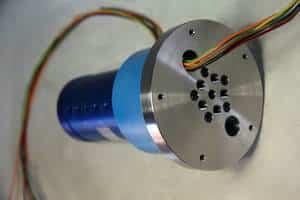 Joint tournant pneumatique electrique MCPI