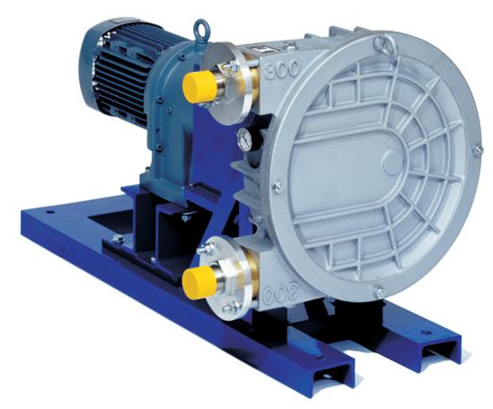 IP Peristaltic Pump - Industrial Trading Solutions