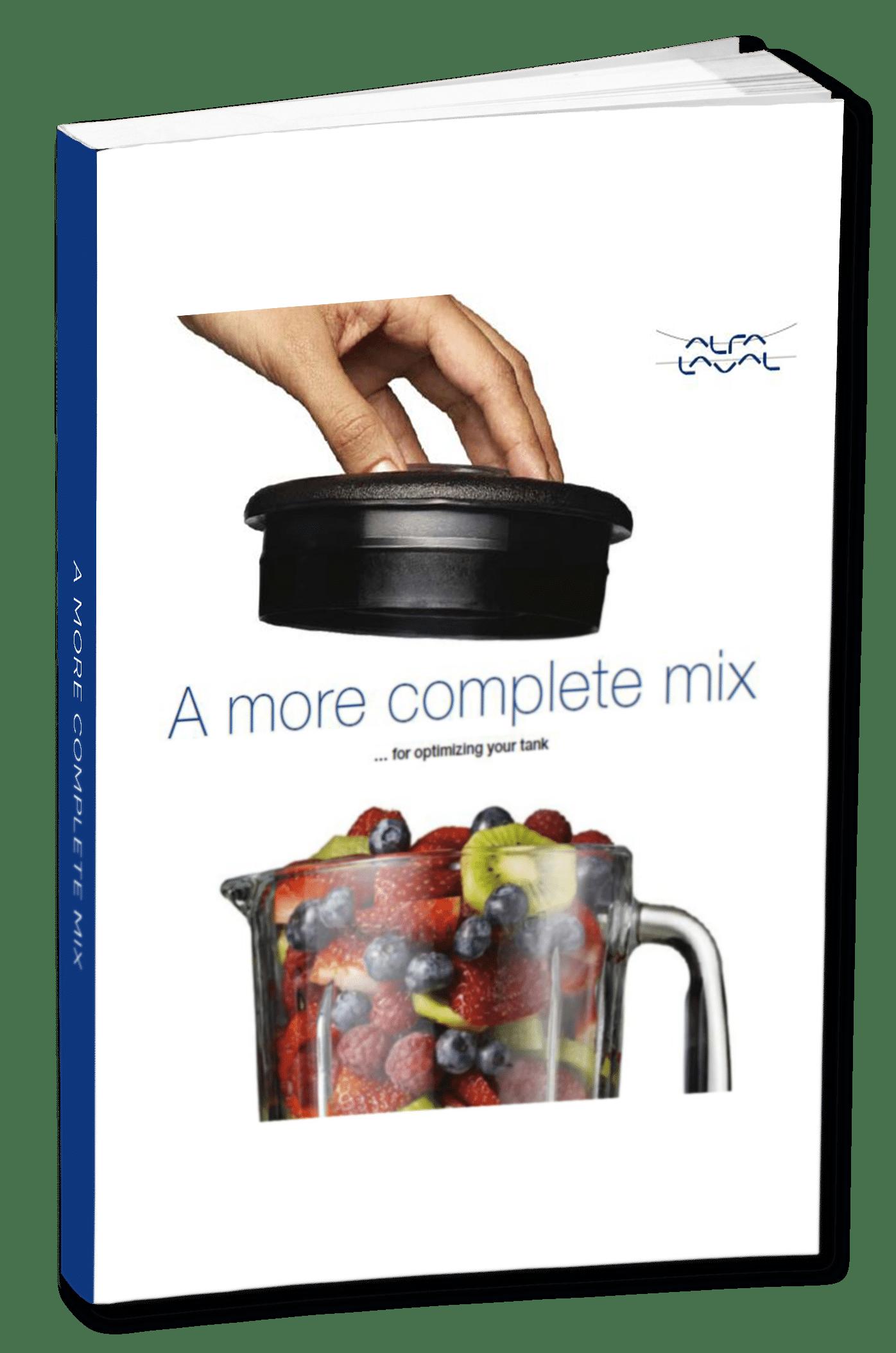 a more complete mix brochure