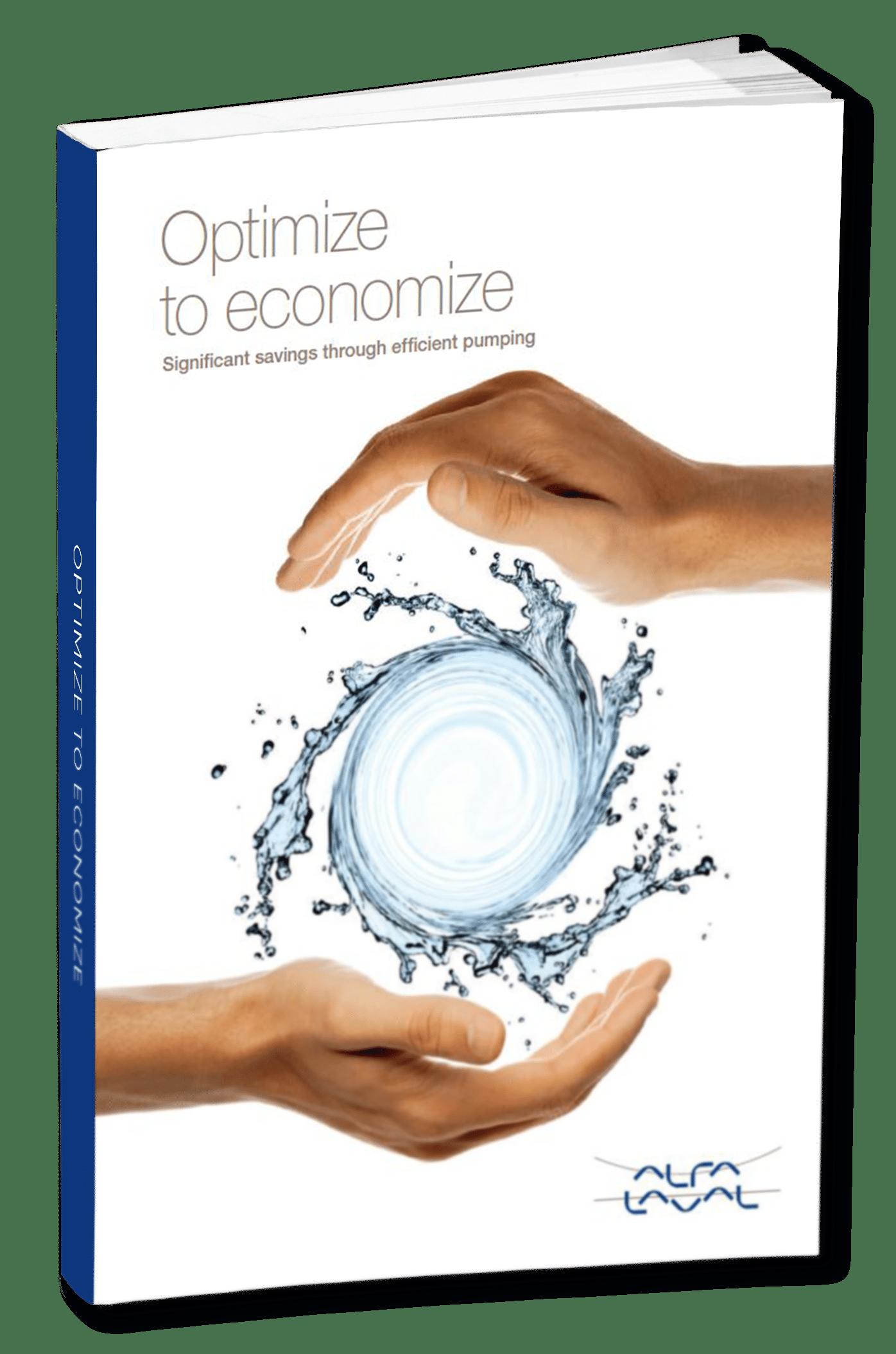 optimize to economize brochure