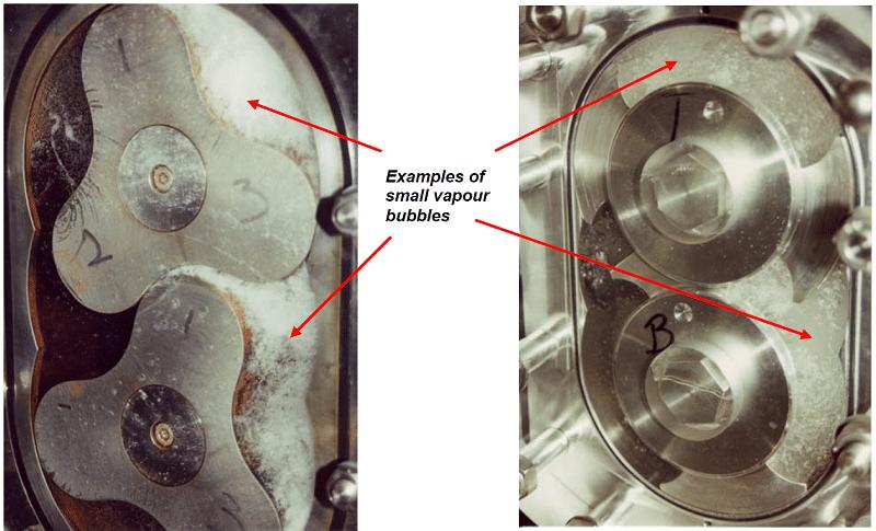 Warning Signs Indicating Pump Cavitation